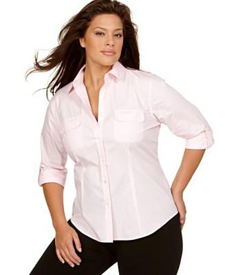 Блузка выкройка приталенная